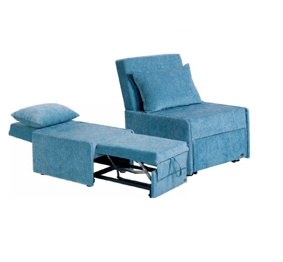 Attendant Chair Bed Foldable Atallah Hospital And Medical Equipment