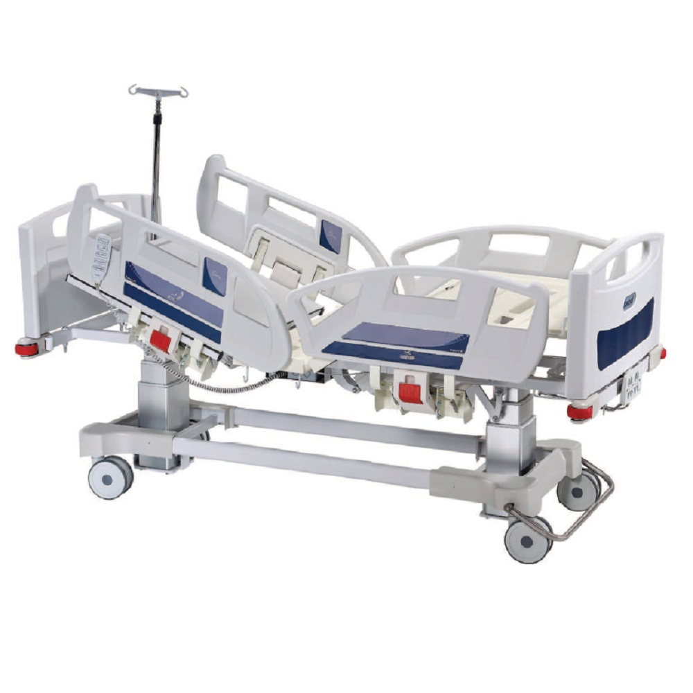 5-function Electric Bed/ ICU- CCU Bed