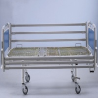 Bed Rail - Full Length Fold Down Removable