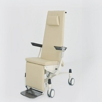 Transport Chair - Hydraulic