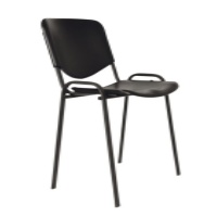 Visitor Chair - Comfort Plastic seat