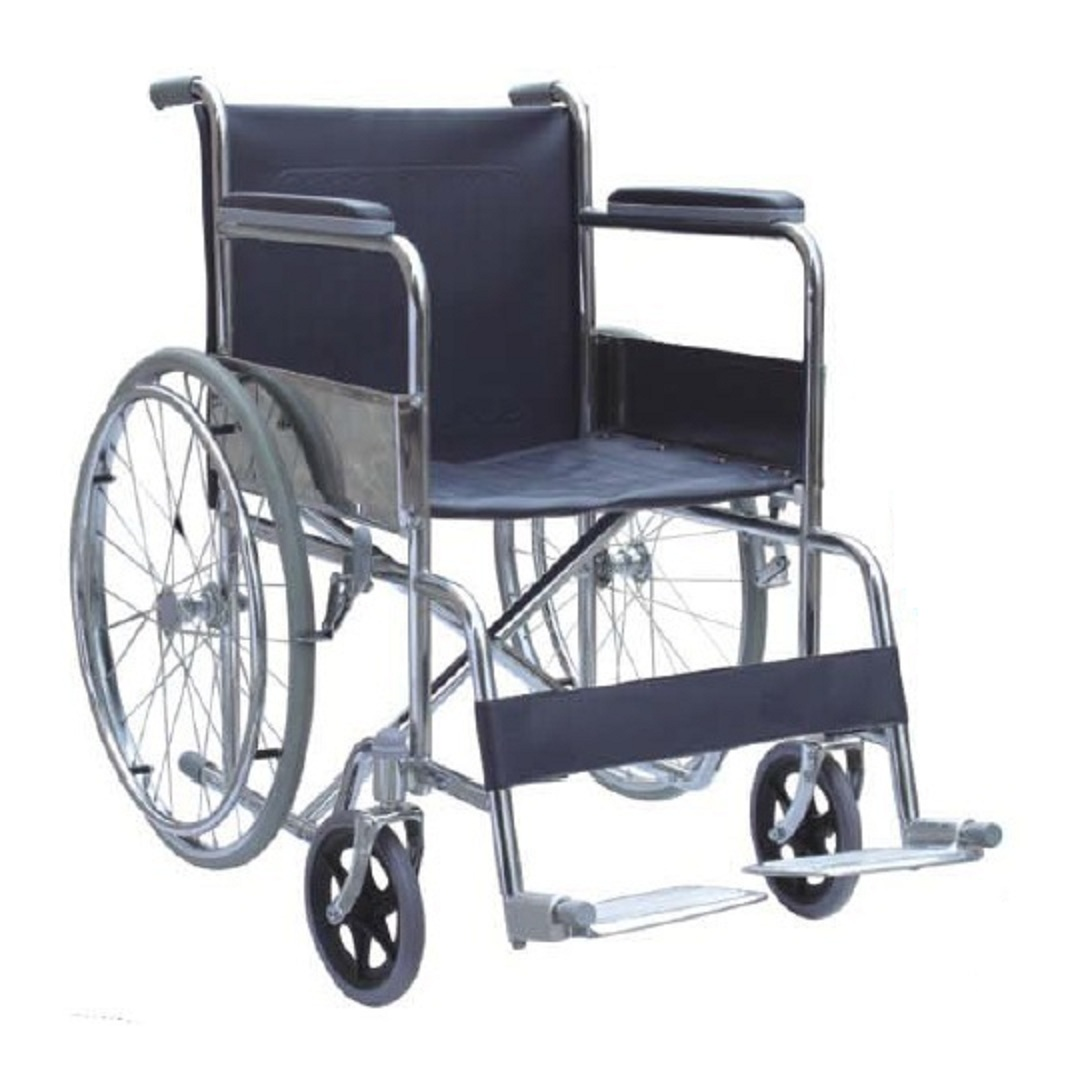 Wheelchair - Fixed Hand and Footrest