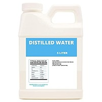Distilled water 5 liters