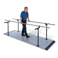 Parallel Bar With Platform