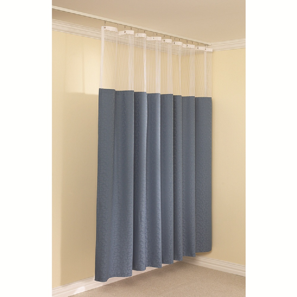 Cubicle Curtain Track with Mesh, Atallah Hospital and Medical Equipment - Lebanon