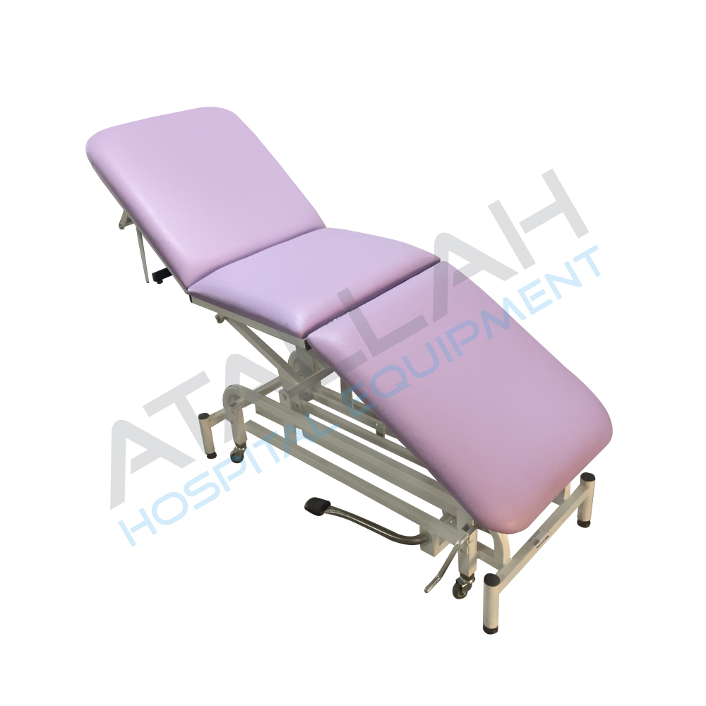 Hydraulic Lift Functions : Therapy table function hydraulic with central lift