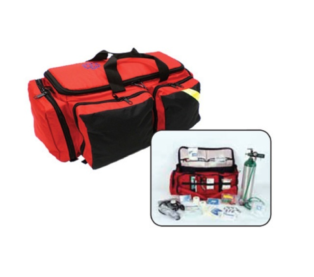 Trauma and airway management kit