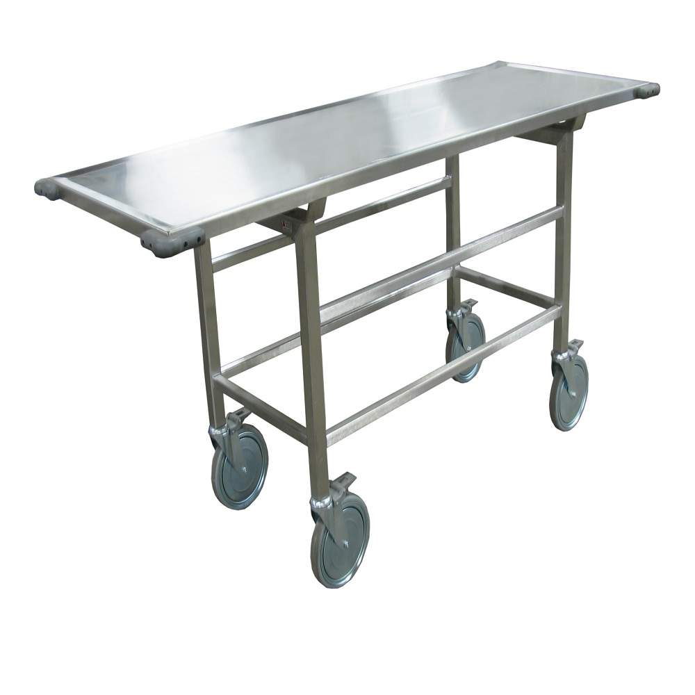 Mortuary Trolley - Fixed Height