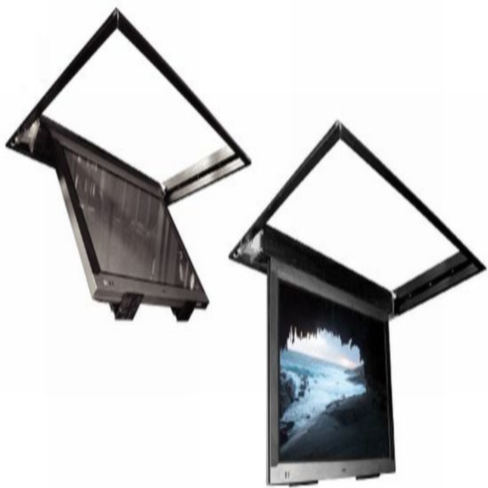 Flip down tv ceiling mount australia home safe for Motorized flip down tv mount