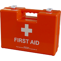 First Aid Kit - Wall Mounted