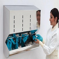 Gloves / Shoe Cover / Hair Net / Face Mask Dispenser