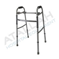 Walker Foldable - Aluminum