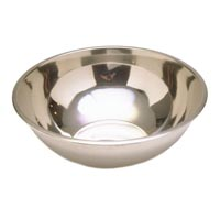 Round Bowl - Stainless Steel