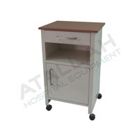 Cabinet Bedside / Locker - Steel