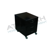 Mobile Pedestal - Metal - 3 Drawers