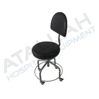 Examination Chair - Fluo with Foot Ring