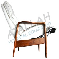 Relax Chair - Manual with Wood Legs