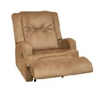 Relax Chair - Manual with Handle Glider