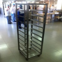Custom Made Meal Distribution Trolley