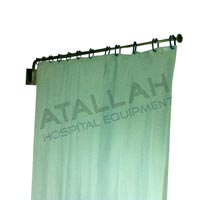 Curtain for Double Bed Room Telescopic