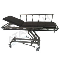Variable Height Stretcher - Stainless Steel
