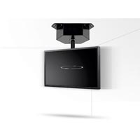 Vertical TV Lift with Electric Rotation System - Floor/ Ceiling Mounted