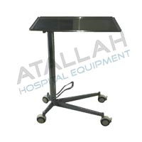 Surgery / Mayo Table - Hydraulic foot operated