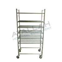 Storage Shelves - Wire