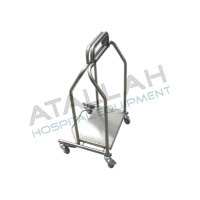 WasteTrolley - Single Spring Small