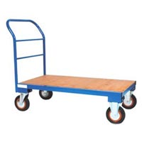 Loading Carts Trolley