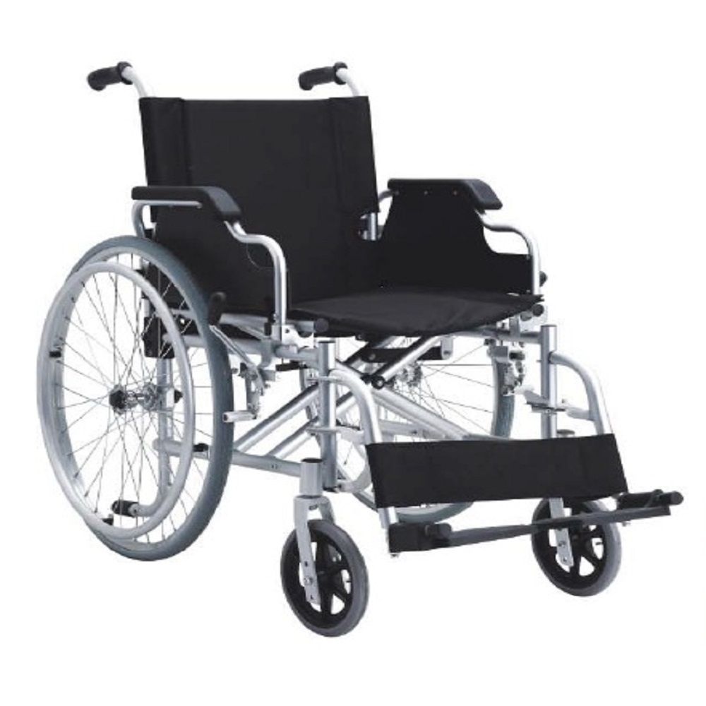Wheelchair - 45W aluminum